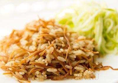 рис арабский на гарнир