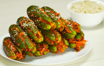 Огурцы по-корейски